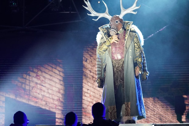 Masked Singer' Reveals Third Celebrity Masked Singer: And
