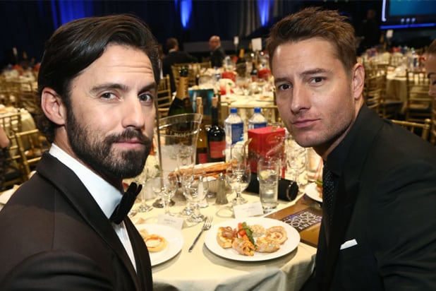 milo ventimiglia justin hartley critics choice awards