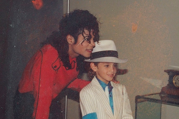 leaving neverland Michael Jackson Wade Robson