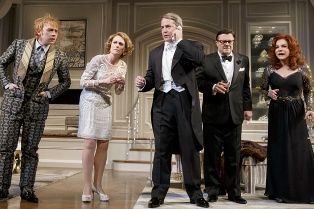 it's only a play broadway