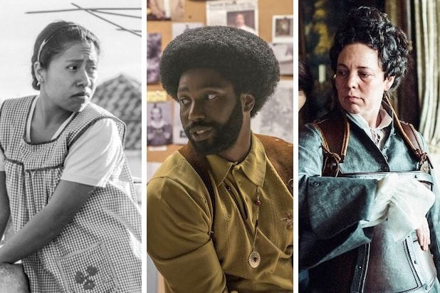 oscar analysis roma blackkklansman favourite