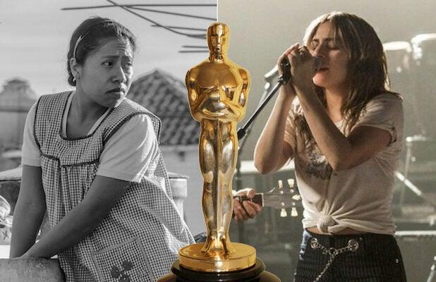 oscar predictions nominations roma star is born