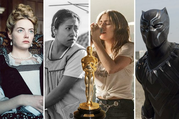 oscars predictions favourite roma star is born black panther
