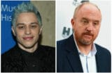 Pete Davidson and Louis CK
