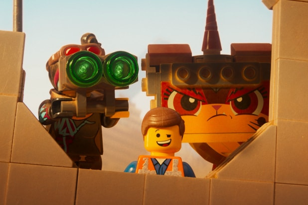 The Lego Movie 2 Film Review Sequel Clicks Into New Worlds