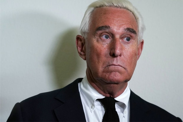 CNN Analyst David Gergen Calls Roger Stone a 'Dandy' Who May Be 'Subject to Rape' in Prison (VIdeo)