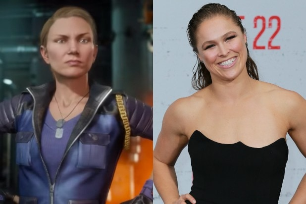 Ronda Rousey to Voice Sonya Blade in 'Mortal Kombat 11' (Video)