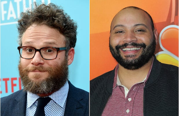 """Seth Rogen's mom Sandy Rogen and """"Superstore"""" actor Colton Dunn will appear in upcoming podcasts"""