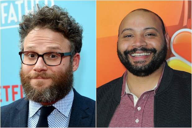 "Seth Rogen's mom Sandy Rogen and ""Superstore"" actor Colton Dunn will appear in upcoming podcasts"