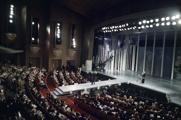 41st Oscars - 1969