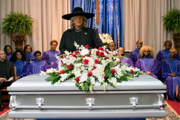 A Madea Family Funeral' Film Review: Tyler Perry's Leading