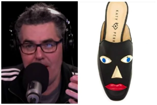 Adam Carolla To Those Offended By Katy Perrys Blackface Shoes