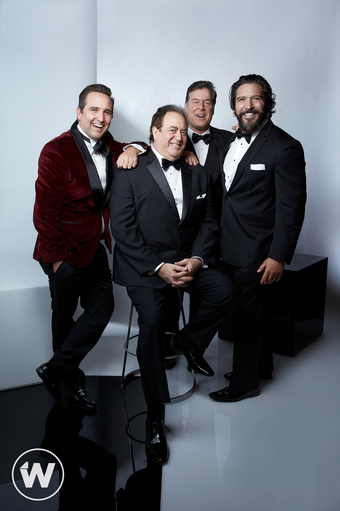 Brian Currie, Mike Hatton, Nick Vallelonga and Paul Sloan, Green Book