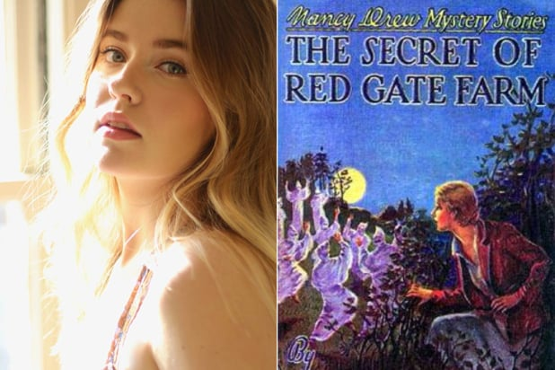 CW's 'Nancy Drew' Pilot Finds Its Nancy Drew