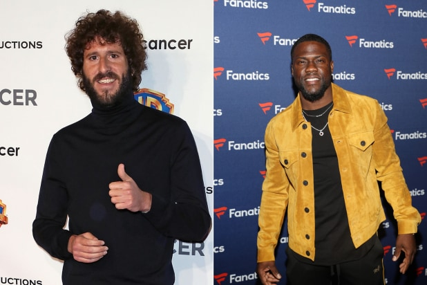 Kevin Hart Lil Dicky FX