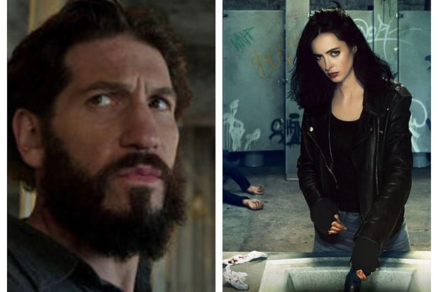 Netflix Cancels Its Remaining Marvel TV Series 'The Punisher' and 'Jessica Jones'