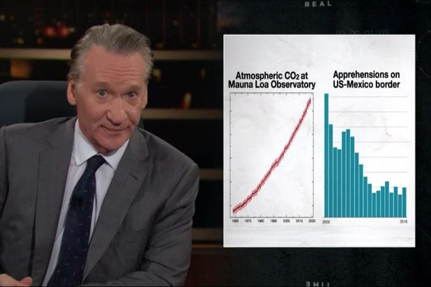 Bill Maher Warns Gop Climate Change Could End Brett Kavanaughs Beer