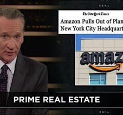 Bill Maher Amazon