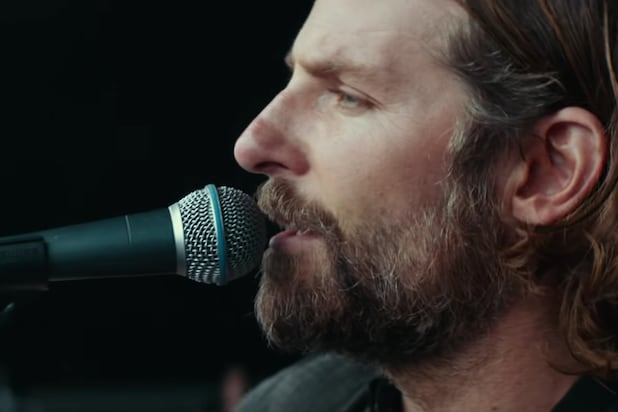 Inside 'A Star Is Born': Watch Bradley Cooper Sing a Cappella to Achieve Film's 'All-Encompassing' Sound (Exclusive Video)
