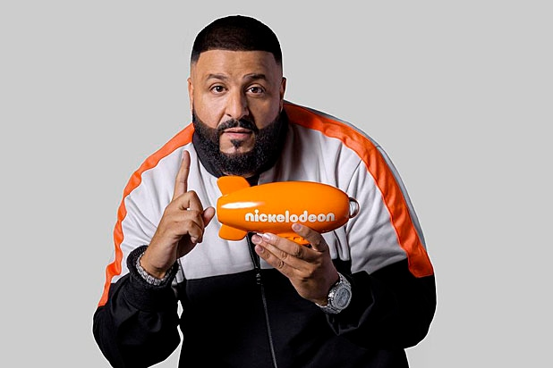DJ Khaled Nickelodeon Kids' Choice Sports
