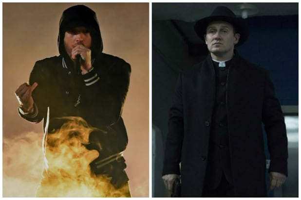 Eminem's Latest Beef? With Netflix, for Canceling 'The Punisher'