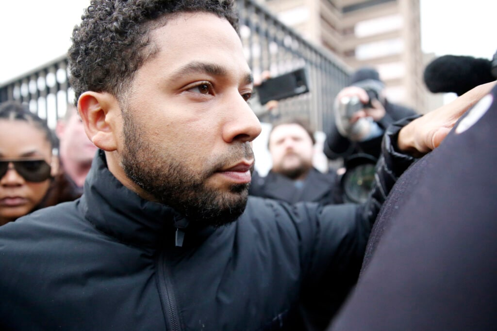Chicago Police Release Footage From Night Jussie Smollett Reported Attack (Video)