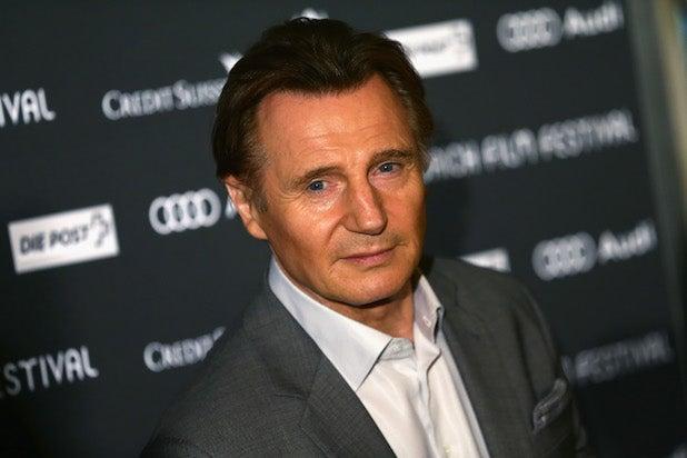 Liam ist wie neeson groß Liam Neeson