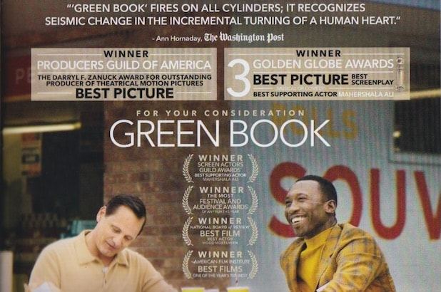 Green Book ad