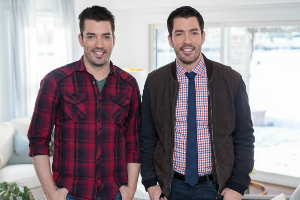 Jonathan and Drew Scott - HGTV's 'Property Brothers: Forever Home'