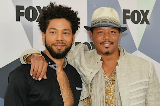 Jussie Smollett Terrence Howard Empire