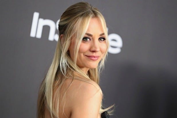 Kaley Cuoco Signs Overall Deal With WBTV, Will Star in