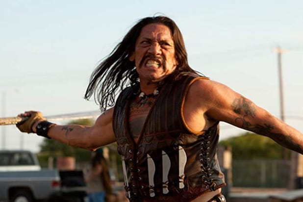 """Machete"" with Danny Trejo"