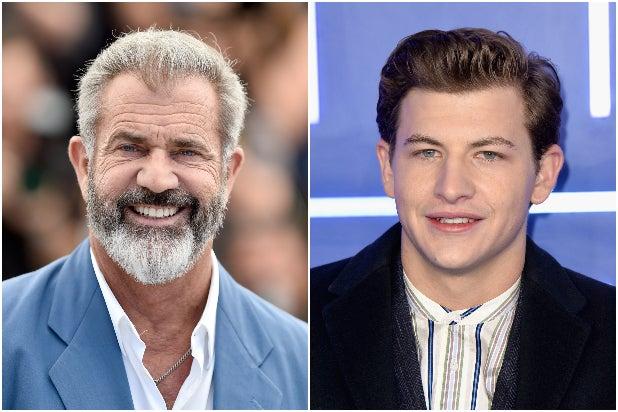 Mel Gibson And Tye Sheridan To Star In Black List Thriller Black Flies