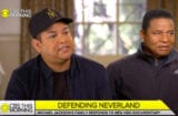 Michael Jackson's family on 'CBS This Morning'