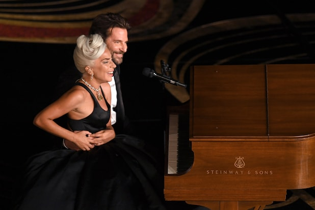 Lady Gaga Bradley Cooper Oscars