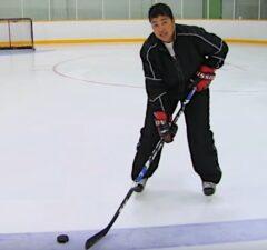 Angela James hockey
