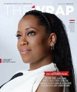Oscar Wrap Down to the Wire Regina King cover