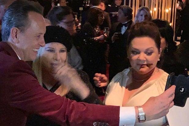 Richard E Grant Barbra Streisand Oscars