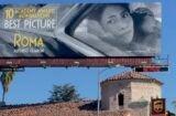 Roma billboard