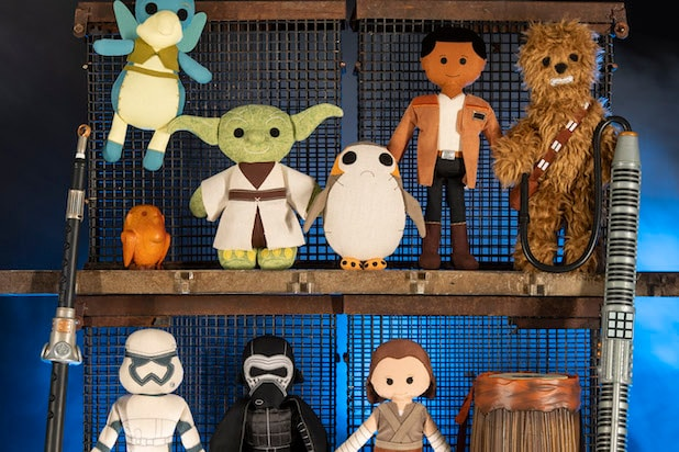 Star Wars: Galaxy's Edge Merchandise - Artisan-Style Toys