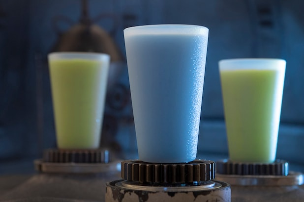 Star Wars: Galaxy's Edge -Milk Stand