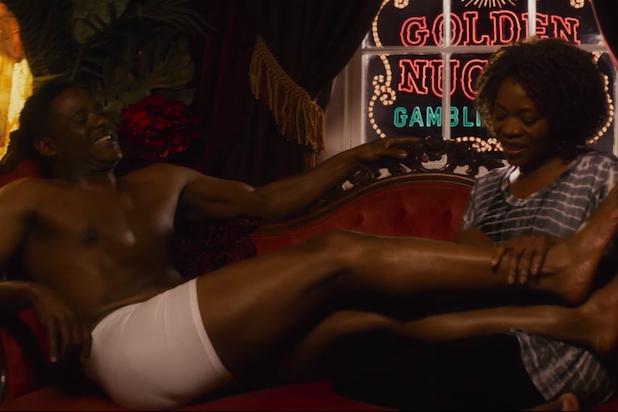 Alfre Woodard Gets Seduced By Blair Underwood In Trailer For Netflixs Juanita Video