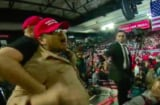 Trump Rally Arrest
