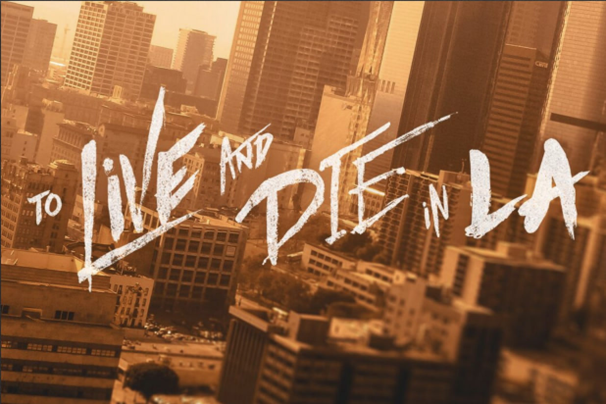 Listen to Neil Strauss' 'To Live and Die in L A ' Podcast - Chapter One