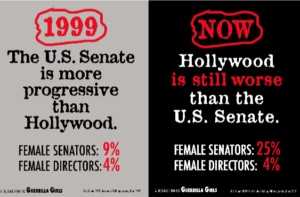 Senate Hollywood Guerilla Girls