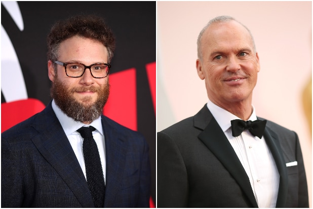 Seth Rogen Michael Keaton