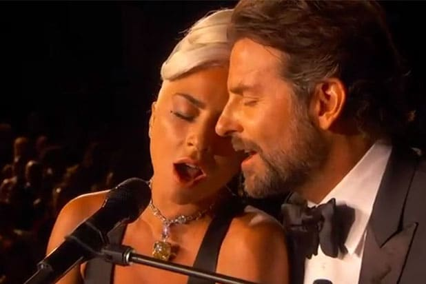 Oscars: Watch Bradley Cooper and Lady Gaga Sing 'Shallow' (Video)