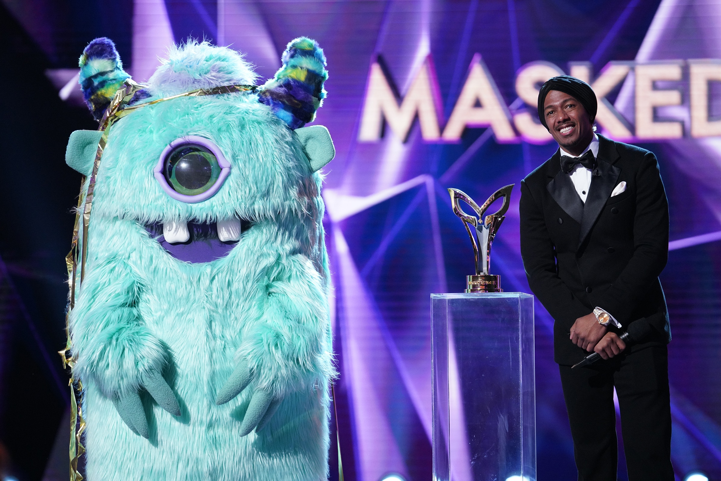 The Masked Singer Monster