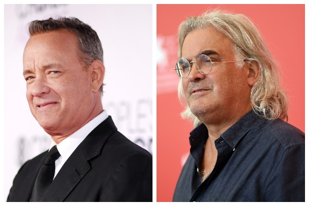 Tom Hanks Paul Greengrass