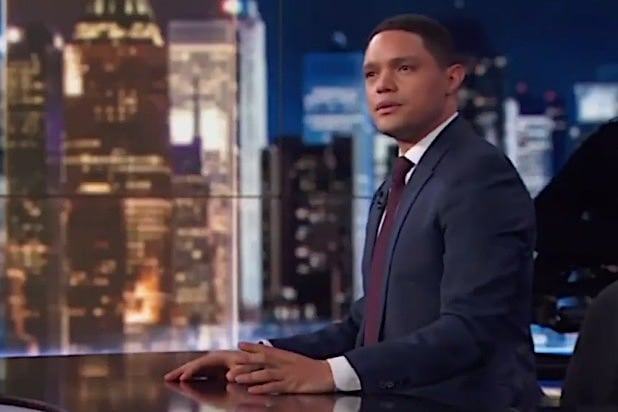 Trevor Noah Daily Show